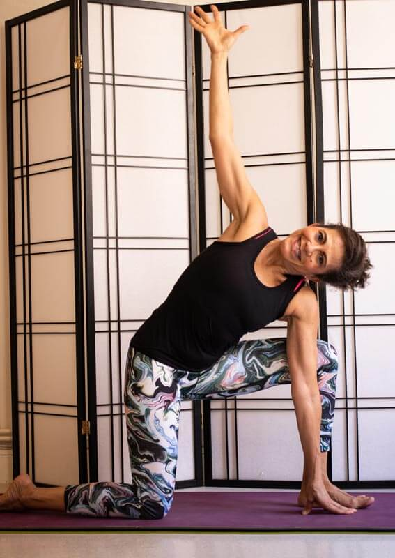 milana yoga en ligne lyon hatha yoga doux yoga kundalini