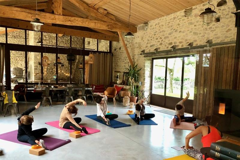 retraite yoga atelier lyon hatha doux kundalini