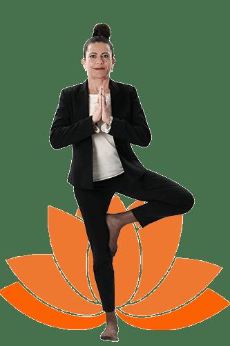 cours de yoga en ligne et en salle à lyon Yoga Hatha séance de méditation